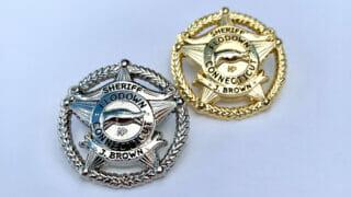 Flodown Badges