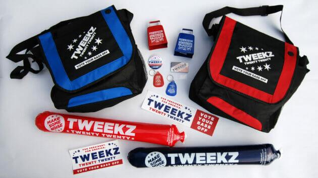 Tweekz 2020 Canvassing Pack - 16x19