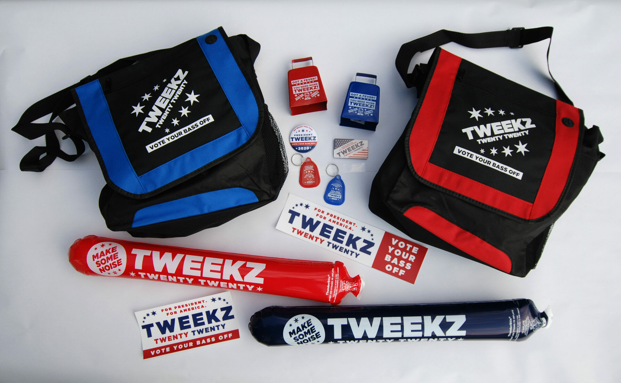 Tweekz 2020 Canvassing Pack