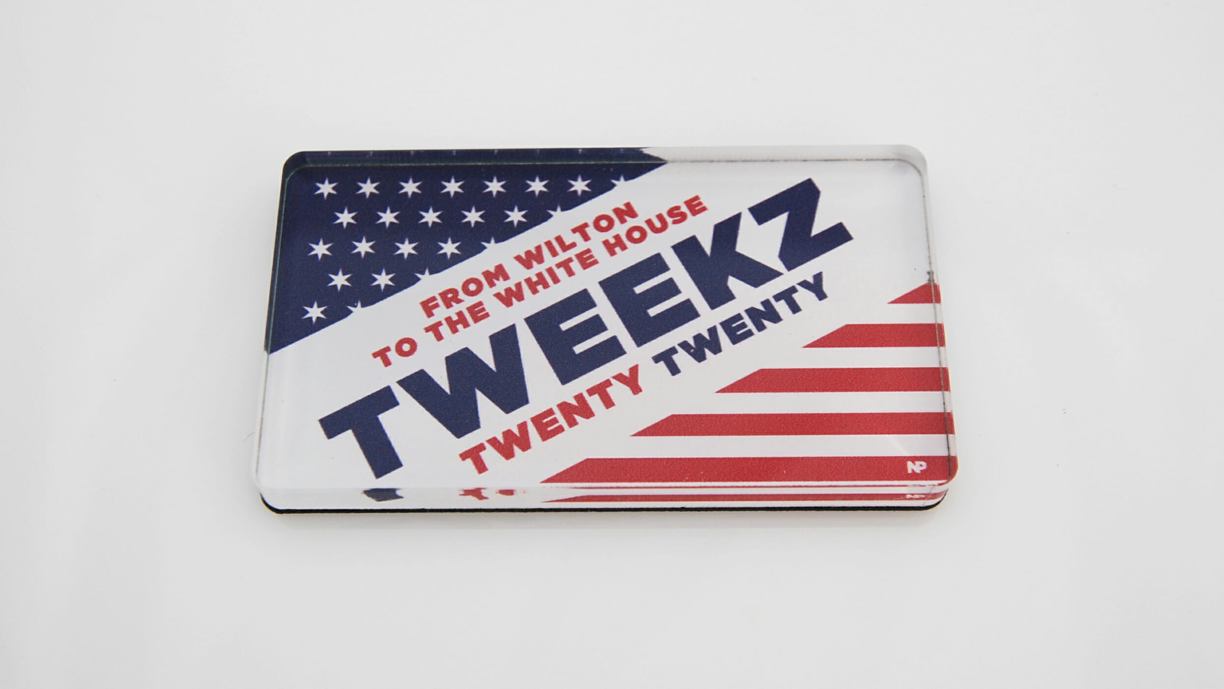 Tweekz 2020 Magnet Cropped