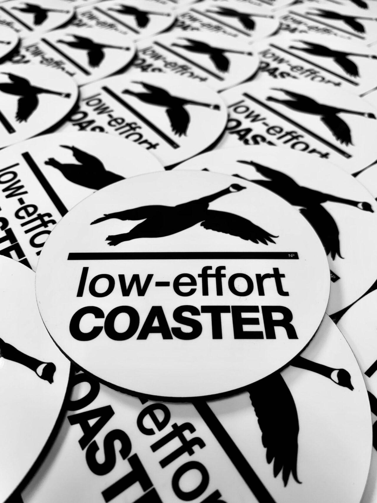Low-effort Goose Coaster